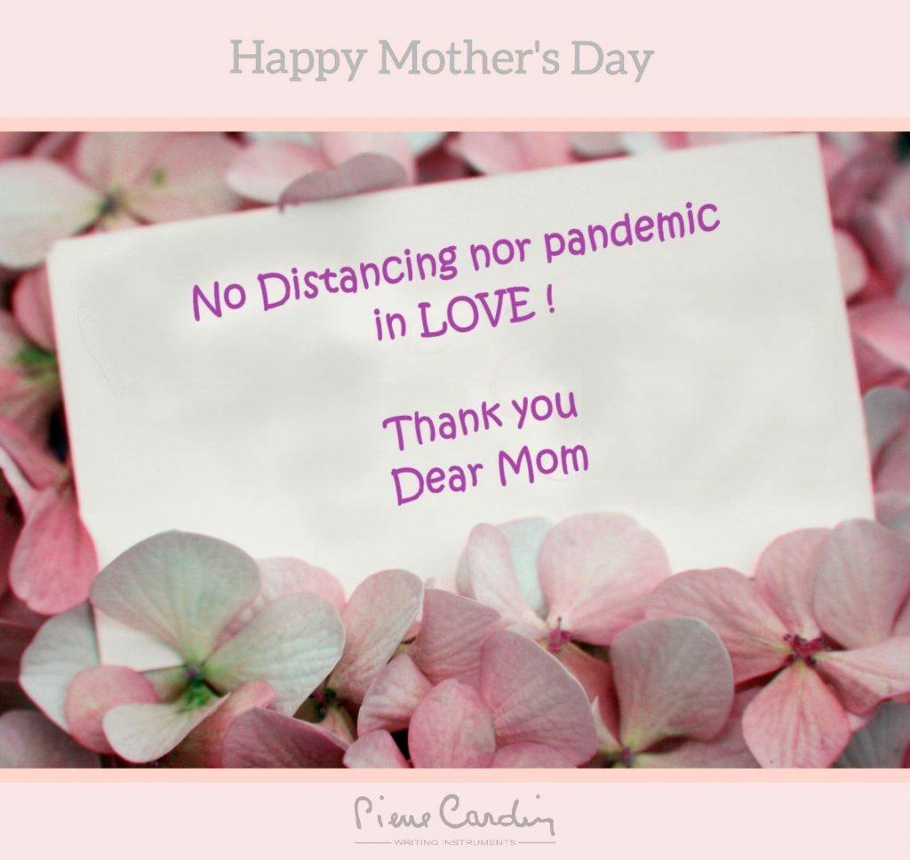 Pierre Cardin HK Mother's day